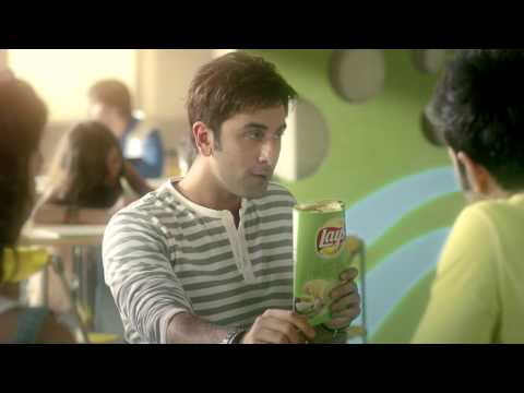 Lays Fresher's Party with Ranbir Kapoor, Saqib Saleem, Pooja Hedge, Varun Mitra and Saba Azad