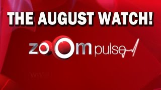 ZoOm Pulse - Which Movie are is audience excited to watch this August?