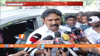 Uday Simha Alleges KCR Govt Sent Fake IT Officials To His Relative  Sudheer Reddy House | iNews - INEWS
