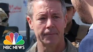 U.S. Commander In Afghanistan Says He Doubts He Was Target Of Deadly Kandahar Attack | NBC News - NBCNEWS