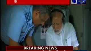 केरल में मौत का सैलाब, पीएम मोदी ने किया हवाई दौरा - ITVNEWSINDIA