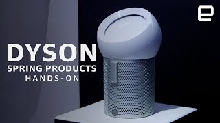 Dyson 2019 products Hands-On - ENGADGET