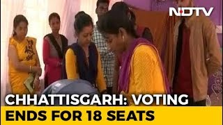 Around 70% Polling In Chhattisgarh Phase 1 Amid Maoist Threat - NDTV
