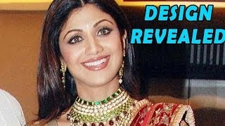 Shilpa Shetty REVEALS the First Design of her Jewellery Venture