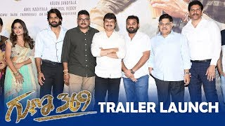 Guna369 Movie Trailer Launch Event || Karthikeya, Anagha || Arjun Jandyala || Chaitan Bharadwaj - TFPC