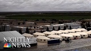 Trump Executive Order Leaves Critics Wondering What's Next For Migrant Families | NBC Nightly News - NBCNEWS