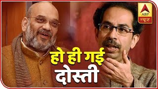 BJP, Shiv Sena may announce tie-up for polls - ABPNEWSTV