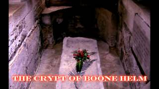 Royalty FreeHalloween:The Crypt of Boone Helm
