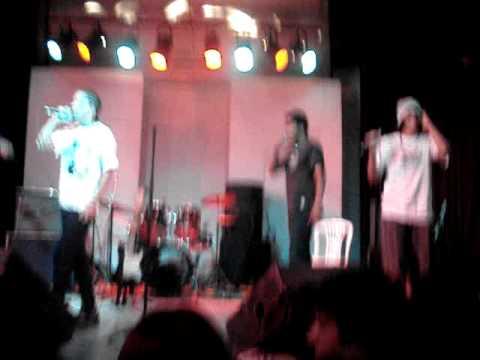 Área vip - Putona (Ao vivo na lona cultural de Campo Grande 50° Festival)
