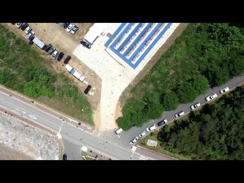 제6회 백야김좌진장군배 전국 트라이애슬론 대회 영상
