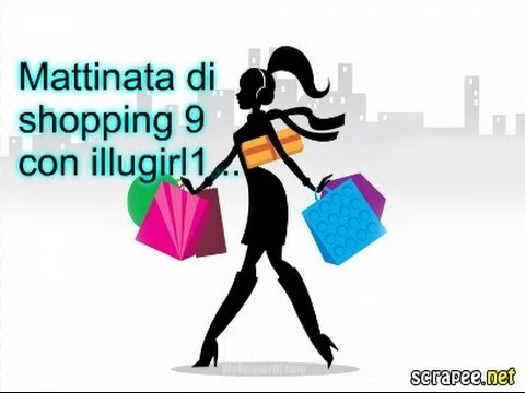 Mattinata di shopping 9 con illugirl1...