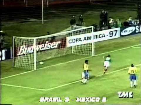 Todos Los Goles de la Copa America Bolivia 1997