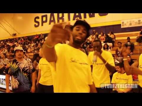 HBK Gang Celebrity Basketball Game @ Pinole High (Video)