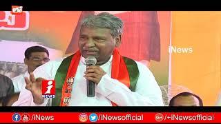 Reason Behind kavuri Sambasiva Rao Delama In Upcoming Elections | Loguttu | iNews - INEWS