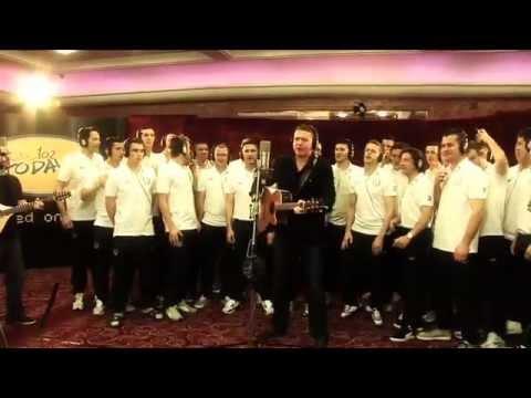 """Oficjalna piosenka reprezentacji Irlandii na Euro 2012 – """"Rocky road to Poland"""""""