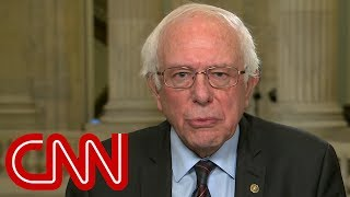 Bernie Sanders blames McConnell for government shutdown - CNN