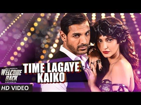 Welcome Back - Time Lagaya Kaiko song