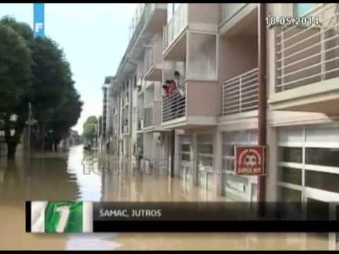 Bosanski Samac Poplave FTV
