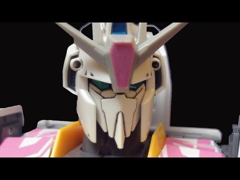 MG White Zeta (Part 1: Intro) Amuro Ray's Zeta Gundam gunpla model review