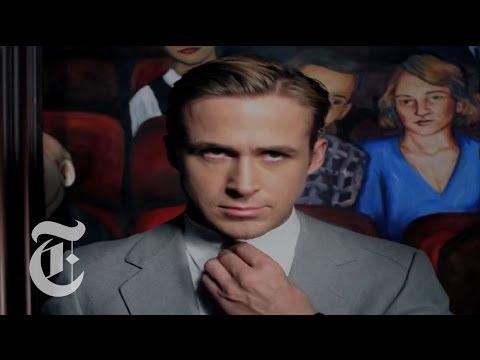 Ryan Gosling niewidzialny