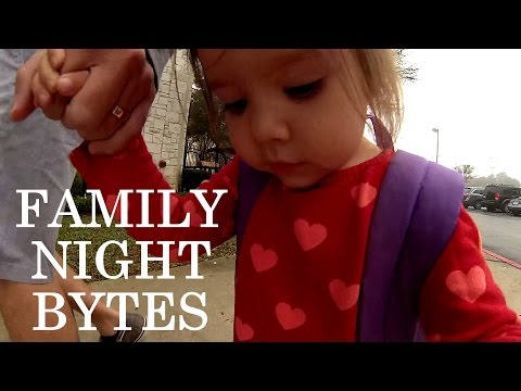 Family Night Bytes - December 4, 2014
