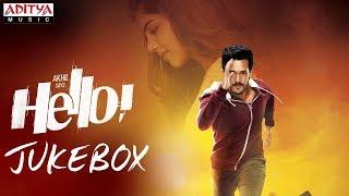 HELLO! Songs Jukebox | Akhil Akkineni, Kalyani Priyadarshan | Vikram K Kumar | Anup Rubens - ADITYAMUSIC