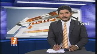 Task Force Police Raids On Sai Jyothi milk Parlour In Vijayawada | iNews - INEWS