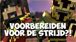 Thumbnail van VOORBEREIDEN VOOR DE STRIJD?! INVITES?! - The Kingdom Fenrin CHILLSTREAM!