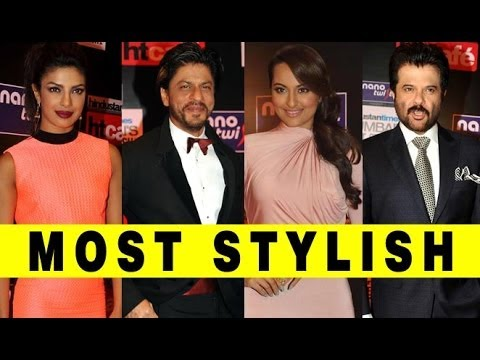 Celebs Reveal Their Bollywood Style Icons At Mumbai's Most Stylish Awards Red Carpet