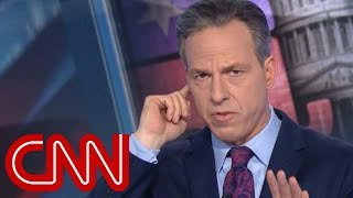Jake Tapper's 'rogue' control room blasts Trump's hypocrisy - CNN