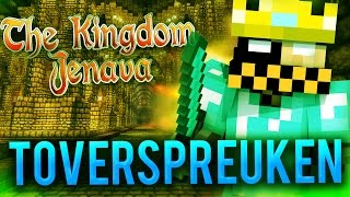 Thumbnail van \'TOVERSPREUKEN!\' - The Kingdom Jenava Survival - Deel 18