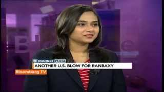 Market Pulse: Generics Battle: Ranbaxy Loses Appeal - BLOOMBERGUTV