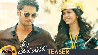 Nannu Dochukunduvate Movie TEASER | Sudheer Babu | Nabha Natesh | 2018 Telugu Teasers | Mango Videos - MANGOVIDEOS