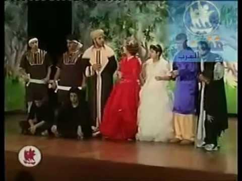 مسرحية الاطفال فرح وخادم الأمير