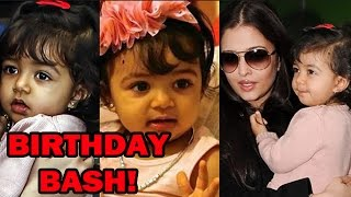 Aaradhya Bachchan's Birthday bash - EXCLUSIVE