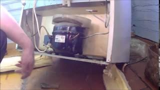 Ремонт холодильника / Refrigerator repair