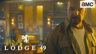 'Connie & Scott's Marriage' Inside Lodge 49 Ep. 108 BTS | Lodge 49 - AMC