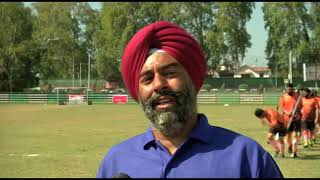 23 Oct, 2018: District level tournaments in Kashmir valley to revive the Hockey culture - ANIINDIAFILE