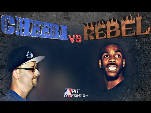 PIT FIGHTS BATTLE LEAGUE:CHEEBA VS REBEL  : A TIME 2 KILL 2