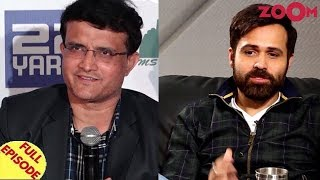 Sourav Ganguly on Hardik Pandya's KWK controversy | Emraan Hashmi exclusive interview & more - ZOOMDEKHO