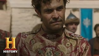 Vikings: Bjorn Meets Commander Euphemius In Sicily | 'The Plan' Premieres Dec. 13 | History - HISTORYCHANNEL