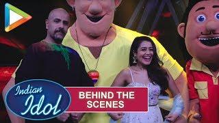 Indian Idol Season 10 | Fun behind the scenes with Neha Kakkar, Vishal Dadlani, Javed Ali and others - HUNGAMA