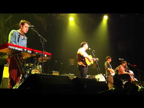 "Mumford & Sons NEW SONG at the Ryman, ""Where Are You Now"""