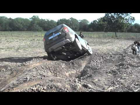 El Renault Duster muestra sus virtudes