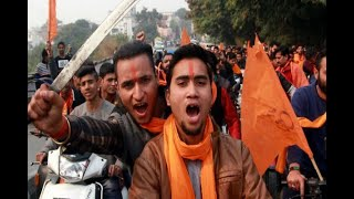 CIA Labels VHP And Bajrang Dal As 'Militant Religious Groups' - ABPNEWSTV