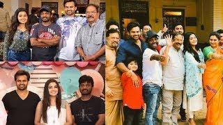 Sai Dharam Tej New Movie Making Stills | Anupama Parameswaran - RAJSHRITELUGU