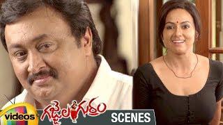 Gajjala Gurram Telugu Movie Scenes | Sana Khan Impresses a Cinema Hero | Suresh Krishna - MANGOVIDEOS