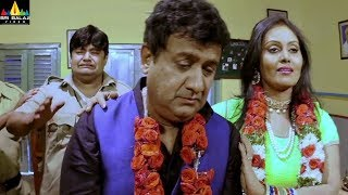 Ghar Damaad Movie Scenes Gullu Dada & Akbar Bin Tabar Comedy | Preethi Nigam | Sri Balaji Video - SRIBALAJIMOVIES
