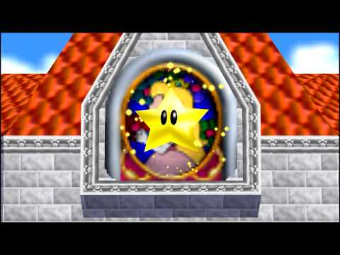 Super Mario 64 completado