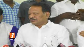 Minister Nakka Anand Babu Comments On YS Jagan Over Illegal Assest Case Issues | iNews - INEWS
